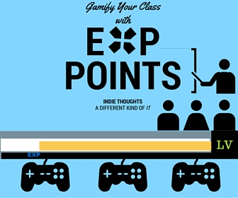 Gamify Your Class With Experience Points