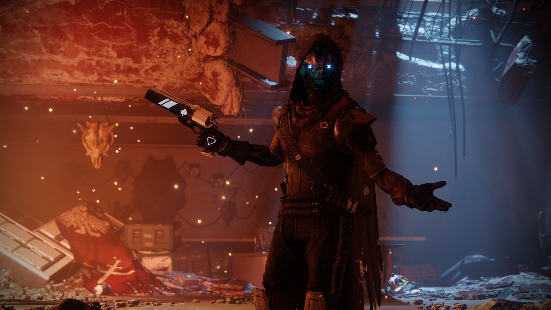 Destiny, another First Person Shooter Game