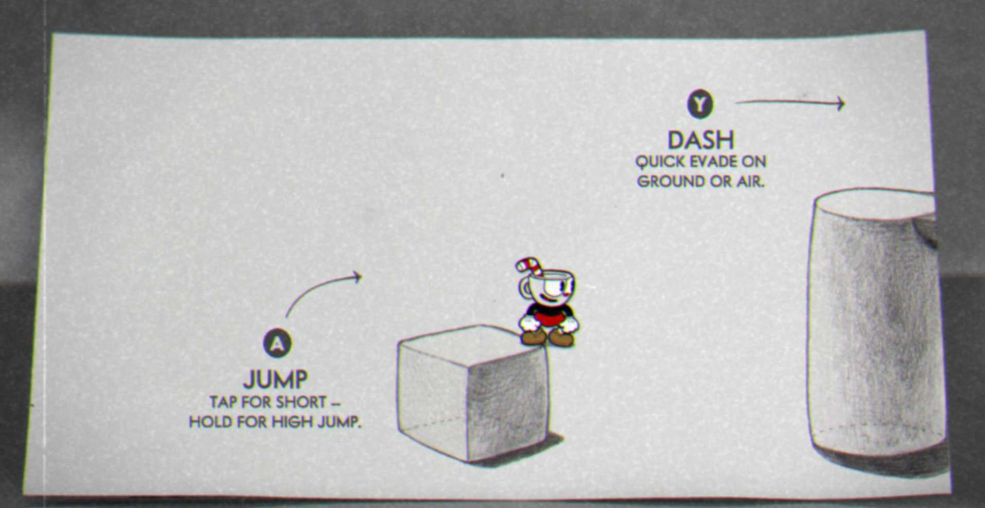 Cuphead is a dificult game tutorial